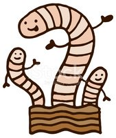 Worm,Earthworm,Cartoon,Anim...