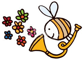 Single Flower,Flower,Bee,An...