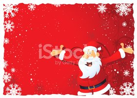 Santa Claus,Christmas Card,...
