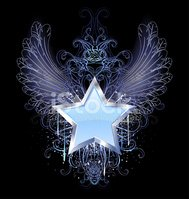 Angel,Star - Space,Wallpape...