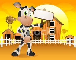 Cow,Milk,Cartoon,Animal,Bar...