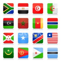 Flag,Square,South African F...