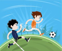 Soccer,Child,Running,Childh...