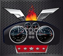 Dashboard,Contest,Speedomet...