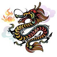 Dragon,Chinese Zodiac Sign,...