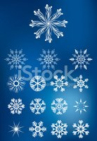 Blue Background,Ice,Snow,Sn...