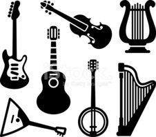 String musical instruments