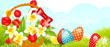 Easter,Green Color,Happines...