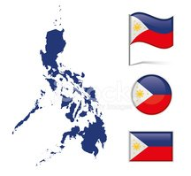 Philippines,Map,Vector,Comp...
