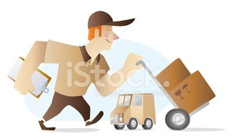 Delivery Person,Delivering,...
