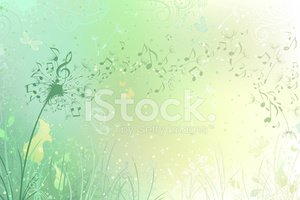 Music,Backgrounds,Springtim...