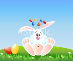 Easter Bunny,Rabbit - Anima...