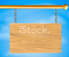 Sign,Pole,Wood - Material,H...