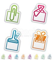 Paper Clip,Office Supply,Sy...