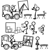 Stick Figure,Action,Physica...
