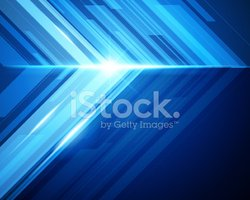 Abstract,Blue,Striped,Backg...