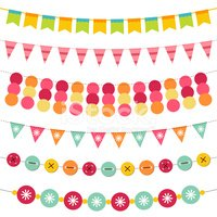 Bunting,Banner,Flag,Party -...