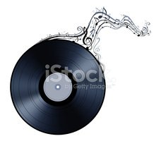 Record,Musical Note,Musical...