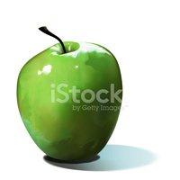 Apple - Fruit,Ilustration,P...