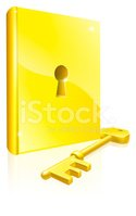 Key,Bible,Gold Colored,Gold...