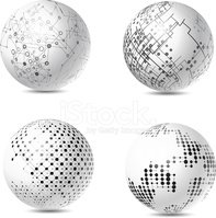 Sphere,Abstract,Futuristic,...