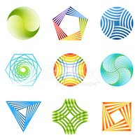 Triangle,Abstract,Circle,Sp...