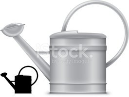 Watering Can,Container,Stee...