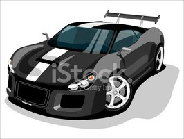 Sports Car,Racecar,Vector,S...
