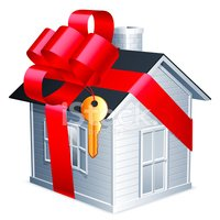 House,Bow,Gift,Residential ...