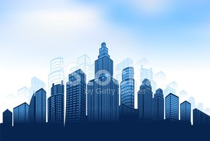 Real Estate,Urban Skyline,New…