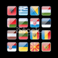 Serbia,Flag,Square,Vector,S...