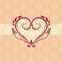 Heart Shape,Backgrounds,Vec...