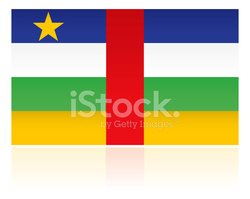 Africa,Flag,Isolated,Isola...