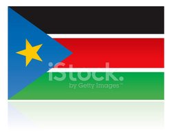 South Sudan,Flag,Vector,Na...
