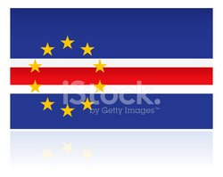 Cape Verde,Flag,National Fl...