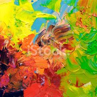 Acrylic Painting,Abstract,B...