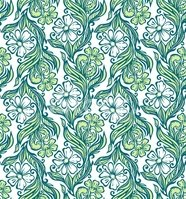 Wallpaper Pattern,Floral Pa...