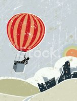 Hot Air Balloon,Ideas,Conce...