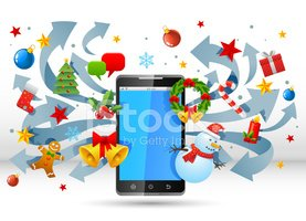 Christmas,Mobile Phone,Gift...