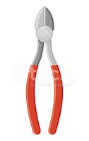 Pliers,Isolated,Isolated On...