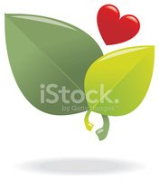 Leaf,Heart Shape,Symbol,Com...