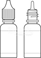 Eyedropper,Bottle,Medicine,...
