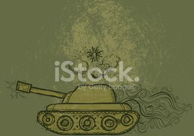 Armored Tank,Military,Doodl...