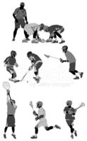 Lacrosse,Lacrosse Stick,Out...