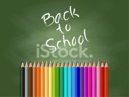 Back to School,Blackboard,C...