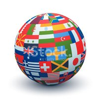 Sphere,Flag,National Flag,V...