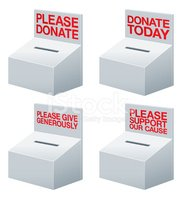 Donation Box,Giving,Vector,...