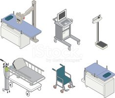 Medical Equipment,Isometric...
