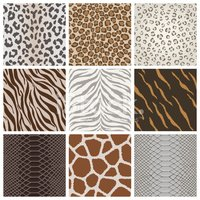 Animal Print,Pattern,Seamle...