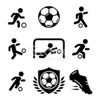 Soccer,Symbol,Goalie,Icon S...
